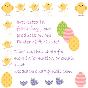 Easter Gift Guide Submission 2015