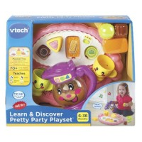 Learn & Discover Pretty Party Playset by VTECH - Review
