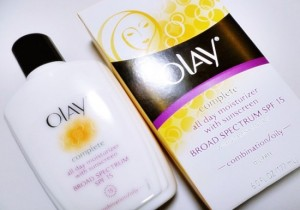 Olay Complete All Day Moisturizer with Sunscreen - Review