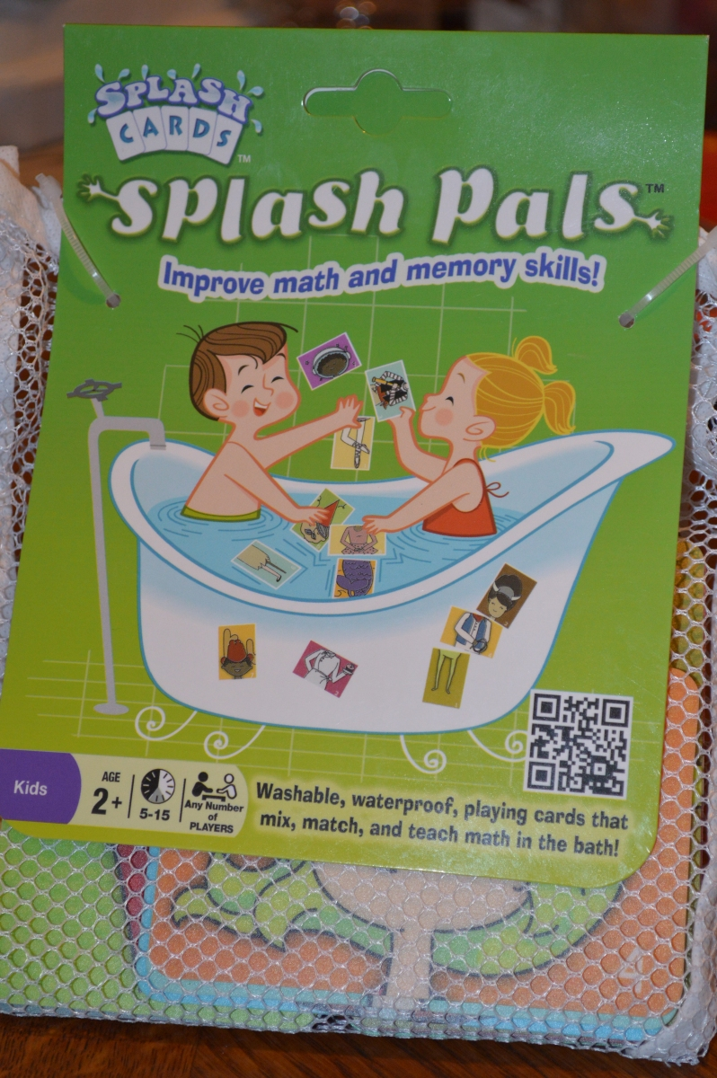 Splash Pals - Splash Cards by Winning Moves Games - Review