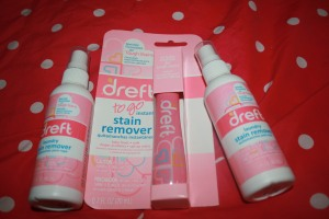 Dreft - Stain Remover To Go Review & Giveaway Ends 12/7