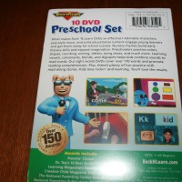 Rock N Learn Preschool DVD Set #2014HolidayGiftGuide
