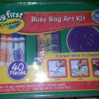 Crayola My First Products for Toddlers #2015HolidayGiftGuide