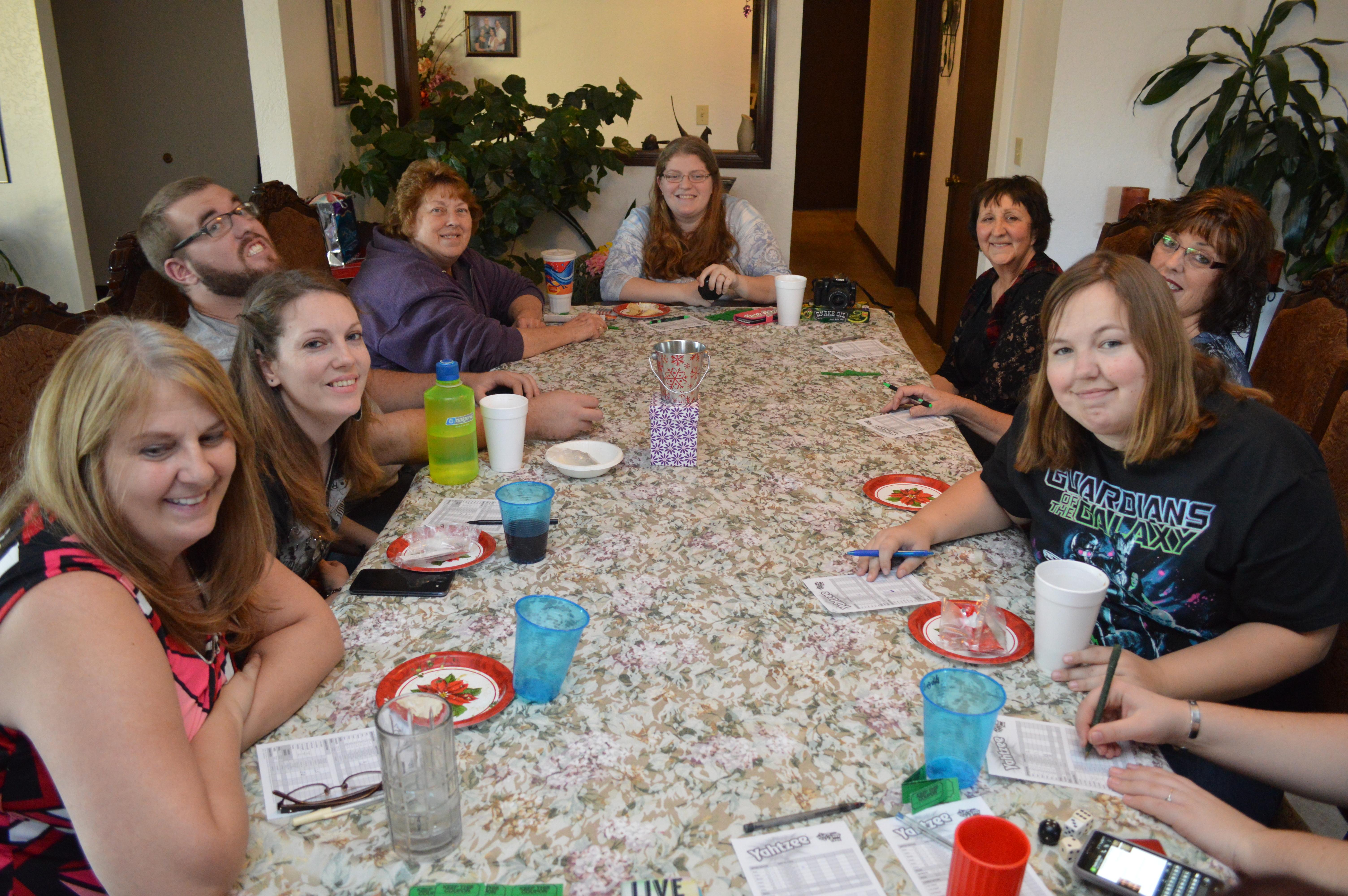 House Party Hasbro Family Game Night