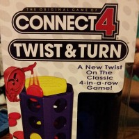 #FamilyGameNightGuide Winning Moves: Connect Four Twist and Turns #review