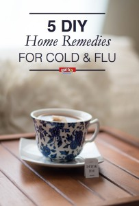 DIY Home Cold Remedies