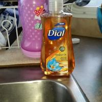 Dial Miracle Oil Hand Soap #review #Giveaway Ends 5/7 @dial
