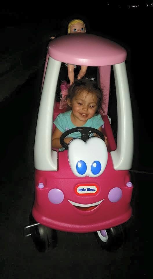 Little Tikes Princess Cozy Coupe Outdoorfun