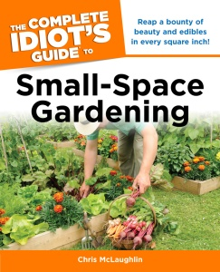 IG Small Space Gardening Cover