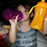 Reviews By Chelsea: Sippy Cups from Bebek #2015BabyShowerGiftGuide #ToddlerFavorites #GiftIdeas #Review