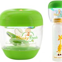 BinkyFresh: Pacifier, Bottle & Sippy Cup Lid Sanitizer #BinkyFresh #Review