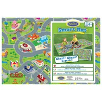 The Grillin Up Giveaways Summer Blog Hop: Happyville Playmat by Plasmart Toys Ends 7/29 #Giveaway