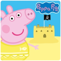 "Reviews By Chelsea: Peppa Pig Sandcastles Digital ""Peppisodes"" Ends 8/29 #Review #Giveaway #SummerFun #ToddlerFavorites #Itunes"