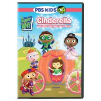 Super Why: Cinderella and Other Fairy Tales DVD Review! #ToddlerFavorites #SuperWhy #PBSKIDS