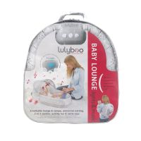 LulyBoo: Baby Lounge Lights & Music! #TravelNecessity #NewMommy #2015BabyShowerGiftGuide