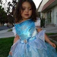 MorphSuits: Cinderella Costume! #Halloween #MorphSuit #ToddlerFavorites #Costumes #2015HalloweenGuide