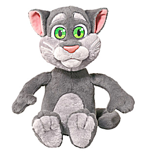 Holiday Feature 18 Talking Tom A Hammacher Schlemmer Exclusive