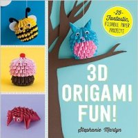 Craft's With Chelsea: 3D Origami Fun! Great Activities for Families! #CraftProjects #FamilyTime #Origami
