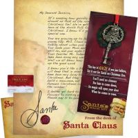 Spirit of Christmas: SantaSentMeALetter.com #Santa #FunGift