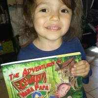 Reading Time with Chelsea: Adventures at Camp Nana Papa! #Reading #ChildrensBooks