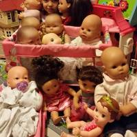 Sharing About our Favorite Pastimes: Reborn Baby Dolls! #Reborn #BabyDolls #Imagination #Imagine