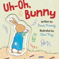 Readers Circle With Chelsea: Uh Oh Bunny & No No Bunny! Giveaway Ends March 21st, 2017 #BookTour #Giveaways #LittleBunnyTour #WorthyKidsIdealsst
