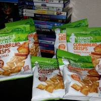 Farmers Pantry offers Delicious Snacks For Any Occasion! #CornbreadCrisps #FarmersPantry