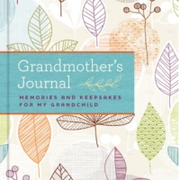 Grandmother's Journal: Memories and Keepsakes for My Grandchild Giveaway Ends 5/17/17 #Giveaway #MothersDay