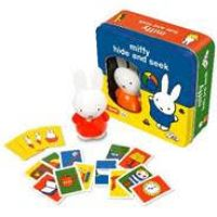 Miffy Hide and Seek Game to Help with Separation Anxiety! #BackToSchool #Miffy #HideAndSeek