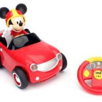Gift Ideas for Kids: Mickey Transforming Roadster Racer RC! #2017HolidayGiftGuide #GiftIdeas #Toys