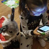 Happy Holidays with Build A Bear Workshop! #2017HolidayGiftGuide #BuildABear #Reindeer #Toys