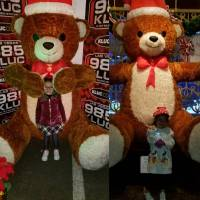 Giving Back to The Community - 98.5 FM KLUC Toy Drive! #KLUCToyDrive #FeelTheTingle