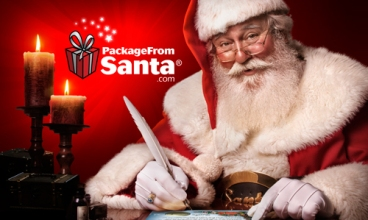 Holiday Spirit: Package From Santa! #Holidays #Christmas #PackageFromSanta