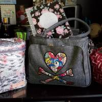 Adventures with Coley & Chelsea: Our Travel Accessories! #JuJuBe